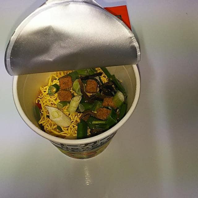 ローカーボーNOODLES 野菜タンメン
