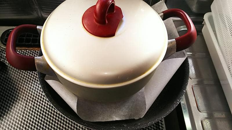 チキンステーキ調理行程4