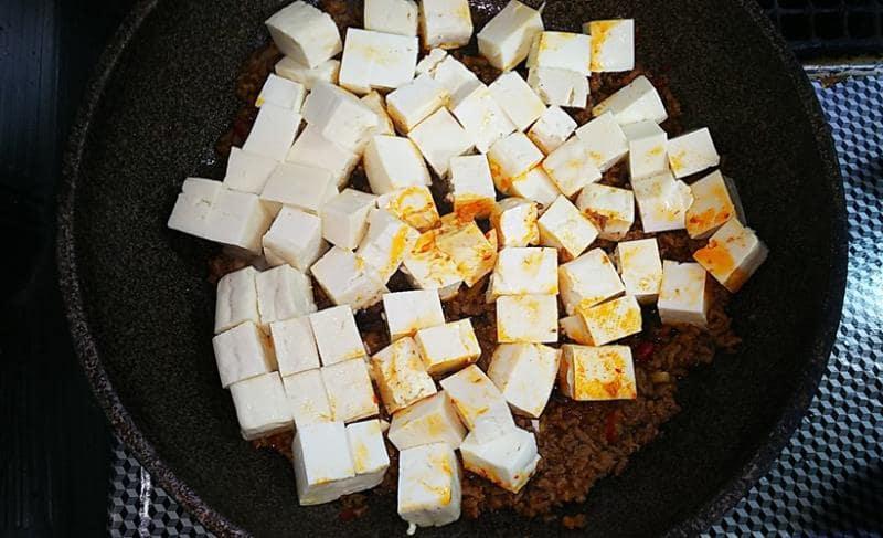 汁なし麻婆麺レシピ3