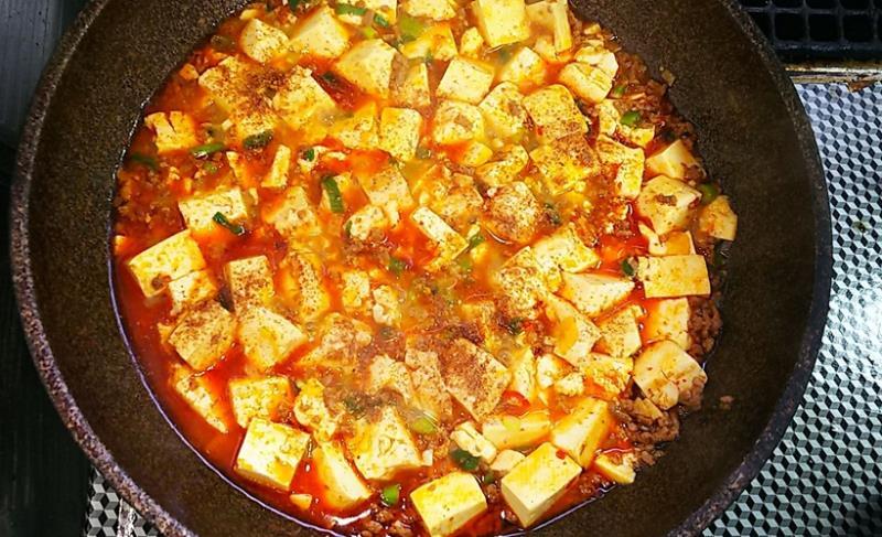 汁なし麻婆麺レシピ5