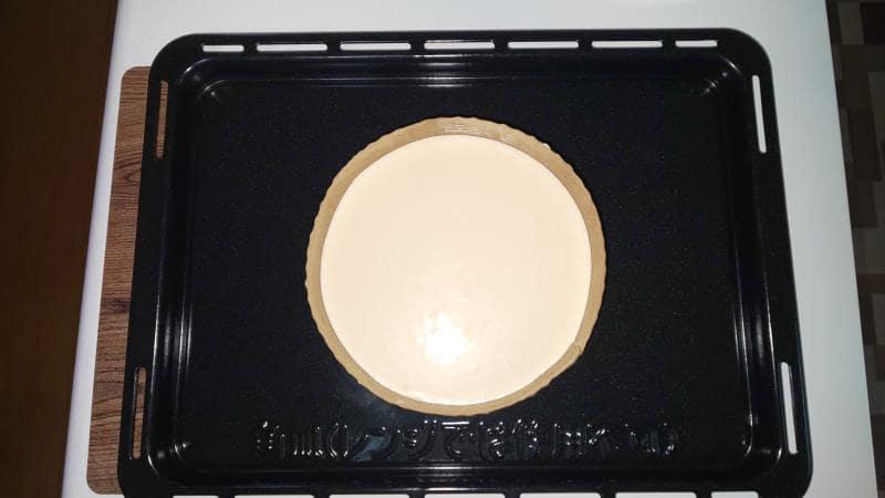 低糖質チーズケーキ工程5